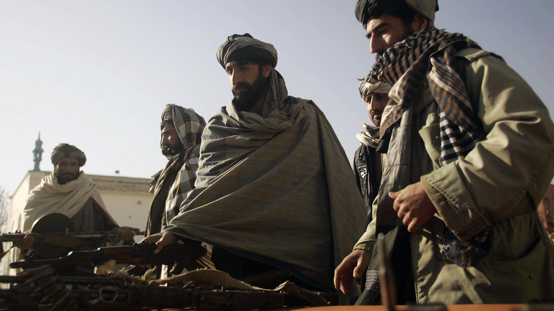 Талибы назначили заместителей министров в правительстве Афганистана