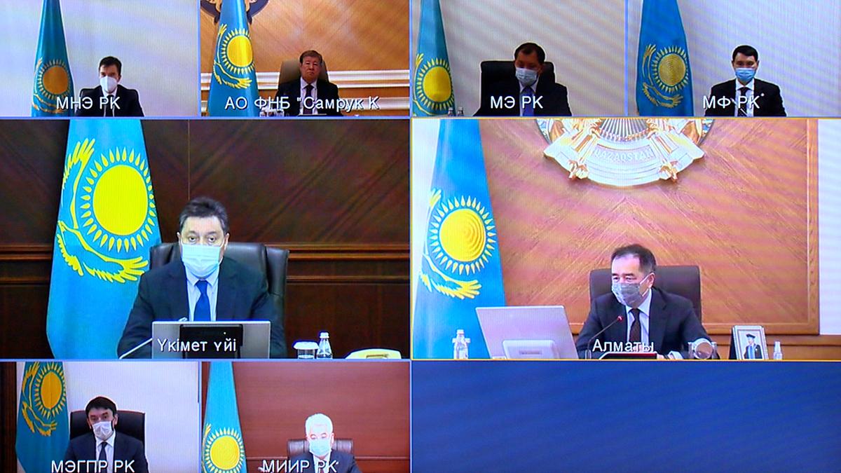 Правительство Казахстана одобрило проект газификации алматинской ТЭЦ-2