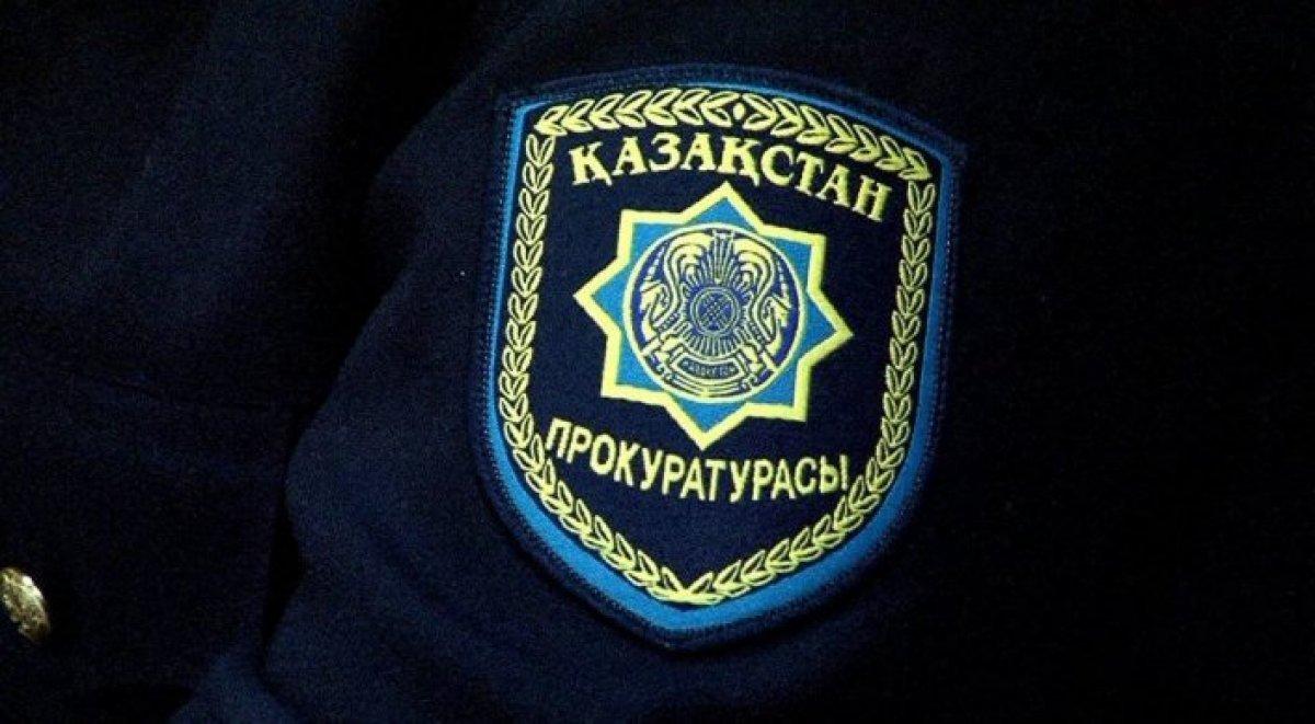 Сотрудник прокуратуры одного из районов Жамбылской области задержан по подозрению в коррупции