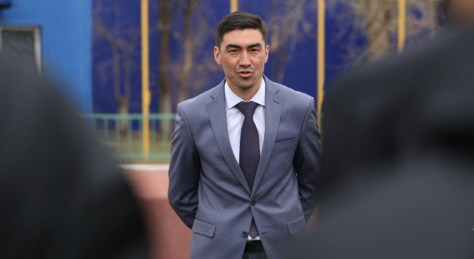 Самат Смаков: Поработать в сборной Казахстана согласился бы не раздумывая, но не хочу напрашиваться