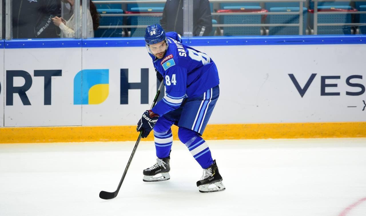 """Барыс"" подписал контракт с казахстанским нападающим"