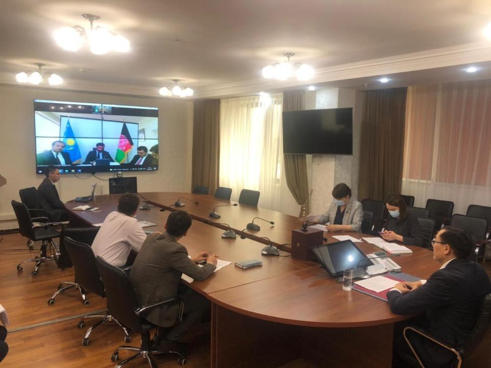 Экспорт казахстанской продукции в Афганистан составил $161,8 млн