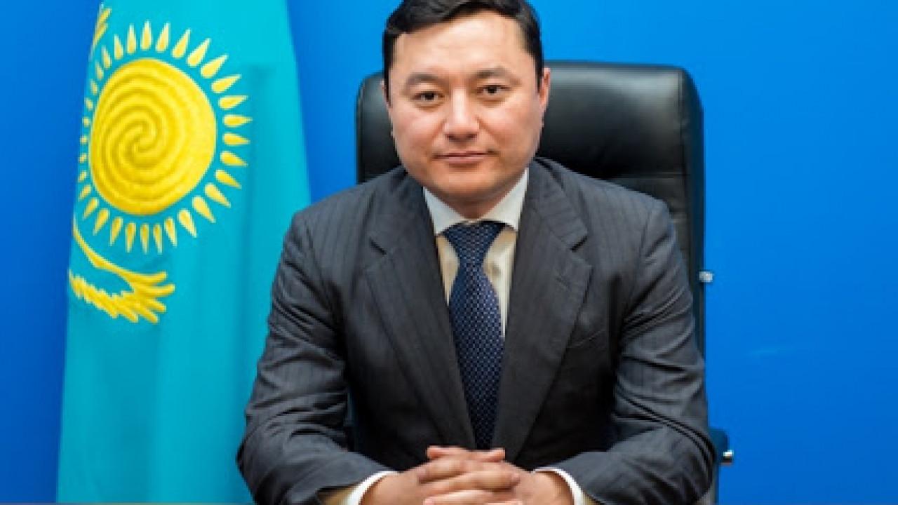 "Адильбек Сарсембаев назначен председателем правления ""Казахстан инжиниринг"""
