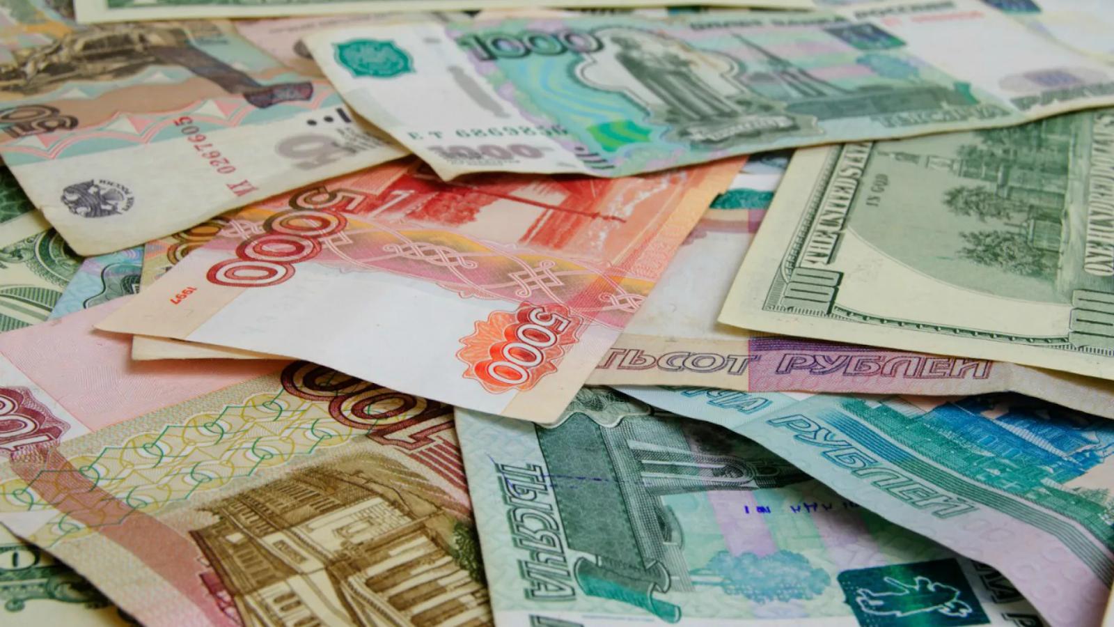 фотообои российские деньги на рабочий стол умеет