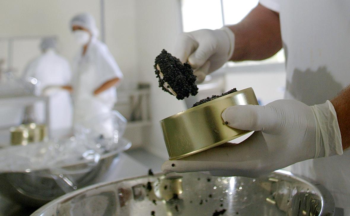 В России намерены ввести добровольную маркировку черной икры