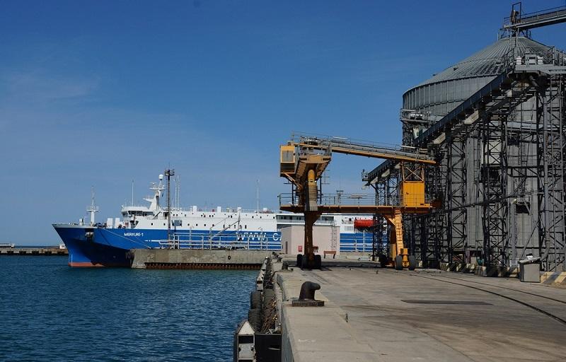 Грузооборот морского транспорта в Казахстане вырос на 35,7% в 2019 году