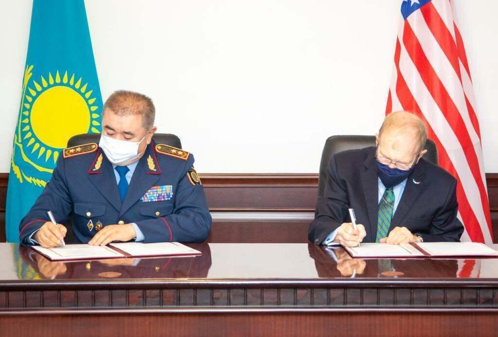 США и РК хотят расширить взаимодействие в борьбе с киберпреступностью, наркобизнесом и мошенничеством