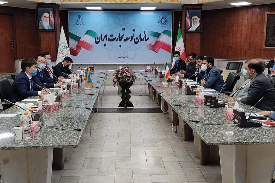 Иран заинтересован в поставках продуктов питания из Казахстана