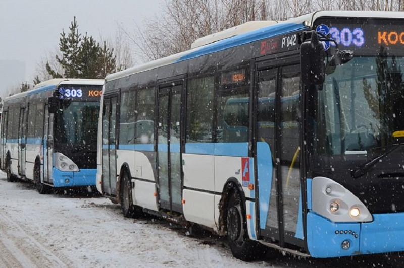 В Нур-Султане приостановили  движение восьми пригородных маршрутов