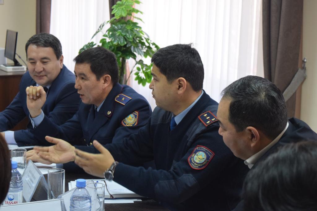 В Астане трудоустроены более 65 бывших заключённых и условно осуждённых