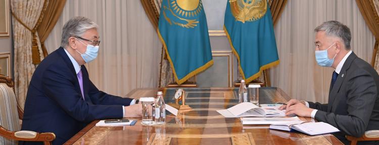 Касым-Жомарт Токаев поручил принять системные меры по снижению цен на продовольствие
