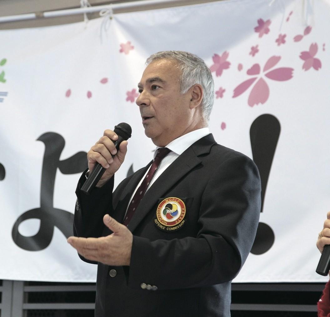 В Актобе стартует семинар для судей по каратэ