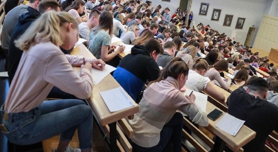 Казахстанские студенты будут допущены к занятиям в российских вузах