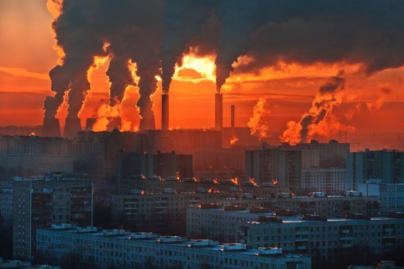 Павлодарская область в лидерах по объемам выбросов в окружающую среду