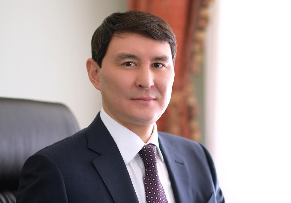 Ерулан Жамаубаев назначен главой минфина Казахстана