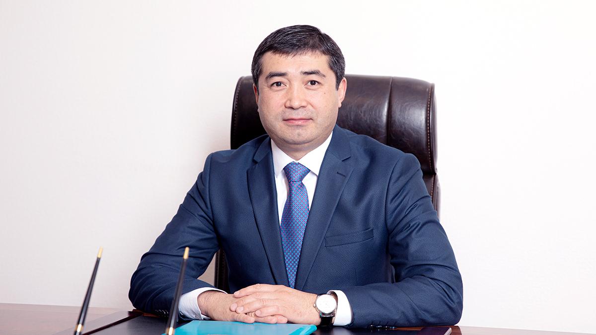 Азамат Амиргалиев назначен вице-министром юстиции РК