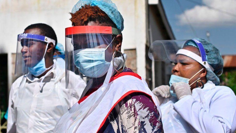Кенияда коронавирустың тағы 16 түрі анықталды
