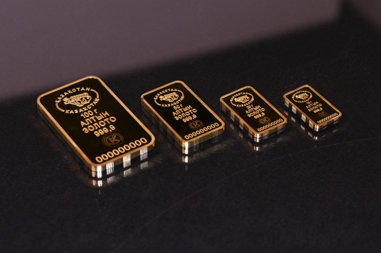Слитки золота на 68 млн тенге пытались вывезти в Турцию