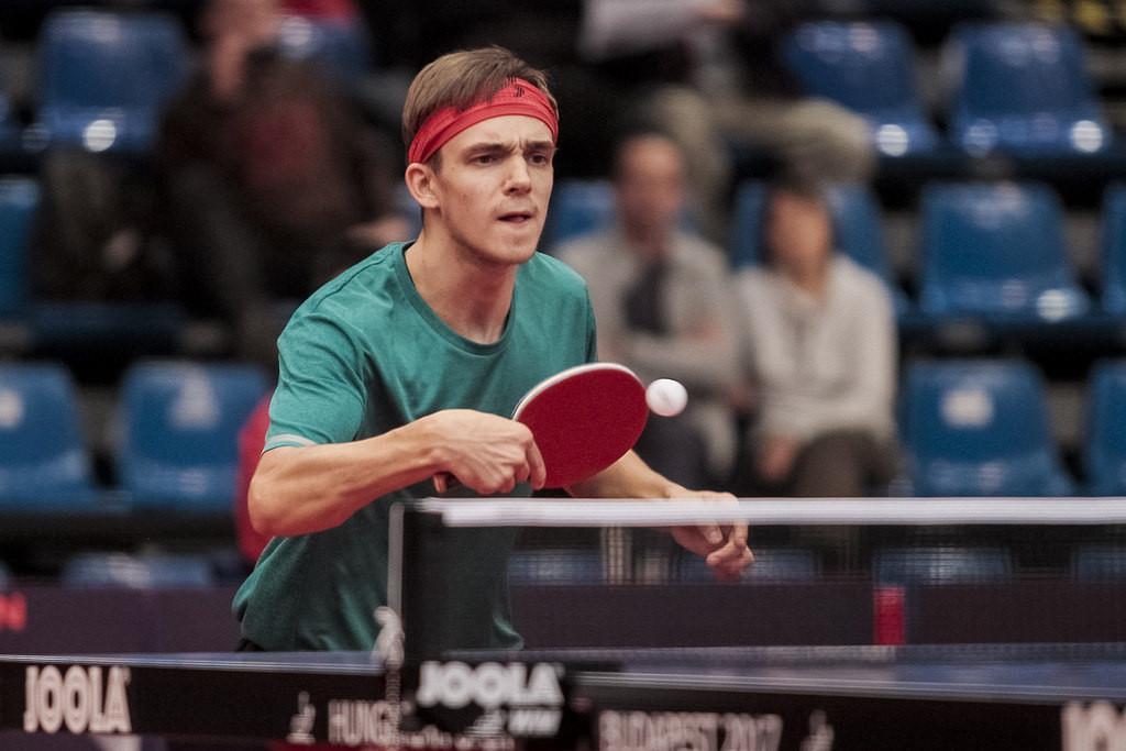 Теннисист РК успешно стартовал на чемпионате Азии
