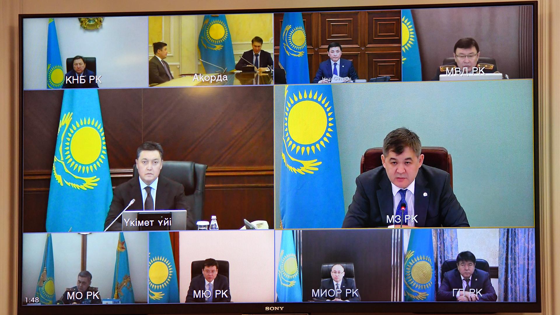 В Нур-Султане и Алматы приостановят деятельность практически всех предприятий и организаций