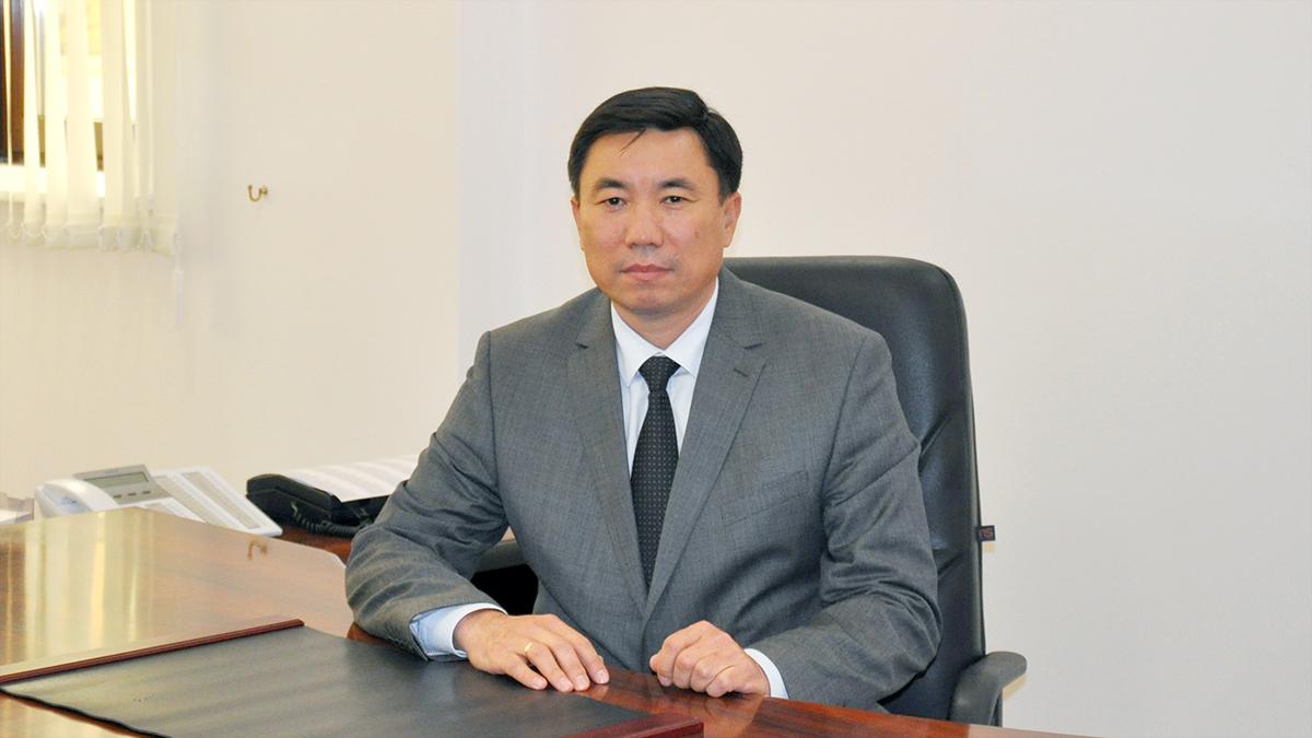 Азамат Амрин назначен на должность вице-министра национальной экономики РК
