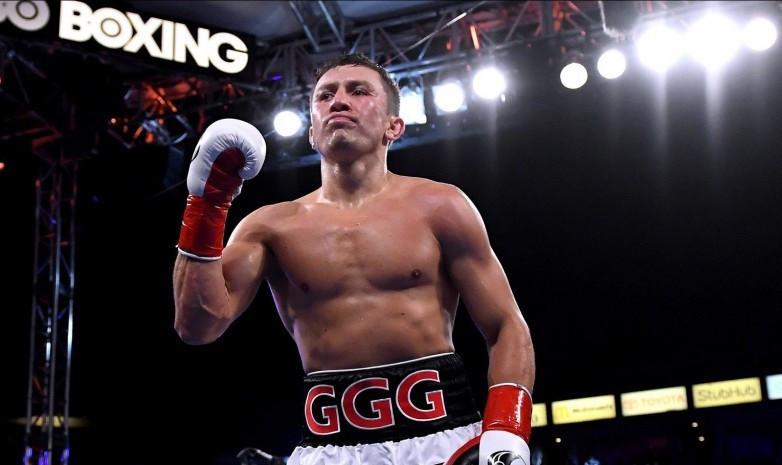 Тимур Кулибаев поздравил Геннадия Головкина с очередной победой на профессиональном ринге