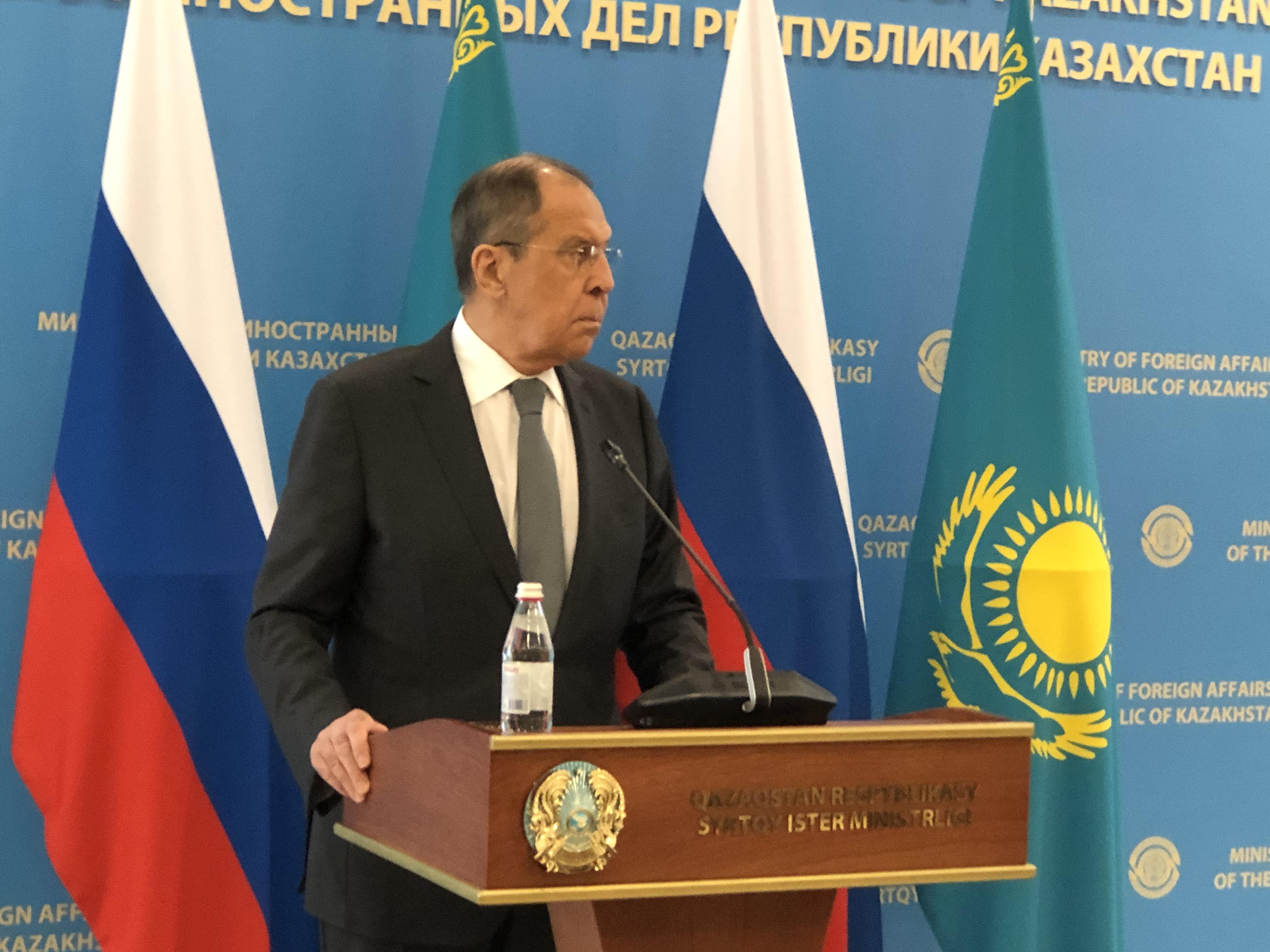 Казахстан и Россия займутся разработкой совместных оценок для вакцинных паспортов
