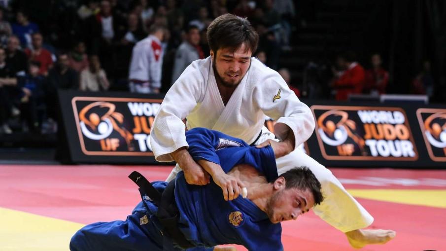 Двое казахстанских дзюдоистов вошли в десятку лучших рейтинга IJF
