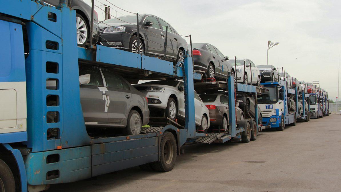 В Казахстане за последние три года задержано 1355 иностранных АТС