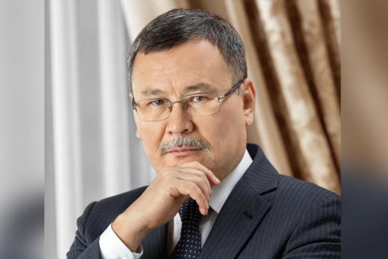 Кайрат Жакипбаев назначен заведующим Государственно-правовым отделом Администрации Президента РК