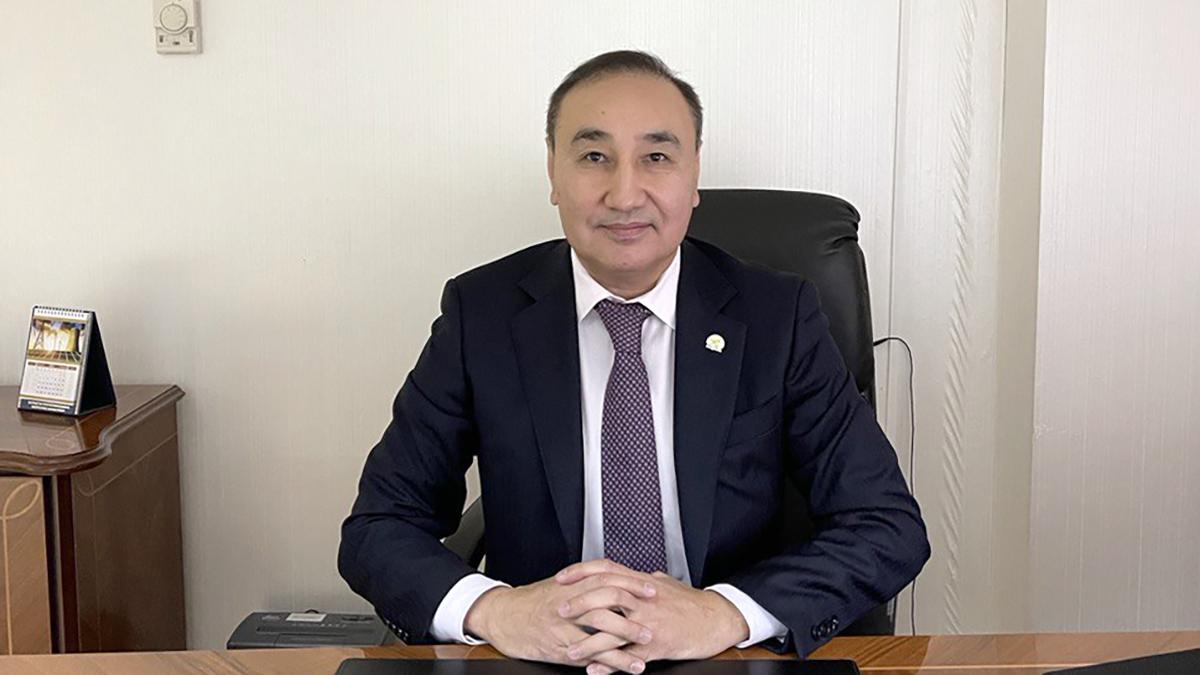 Момышев Талгат Амангельдиевич