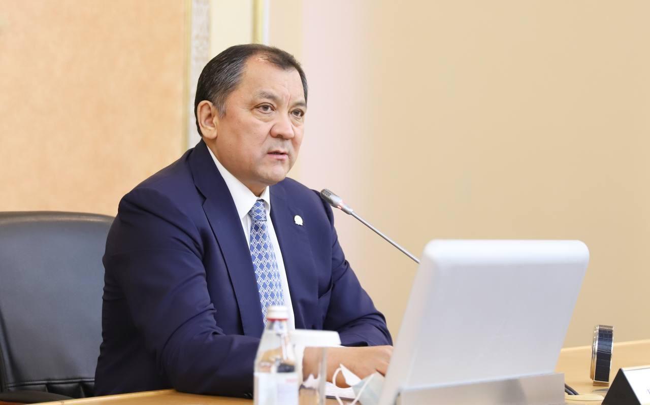 Что Нурлан Ногаев раскритиковал и какое поручение дал акиму города Актау
