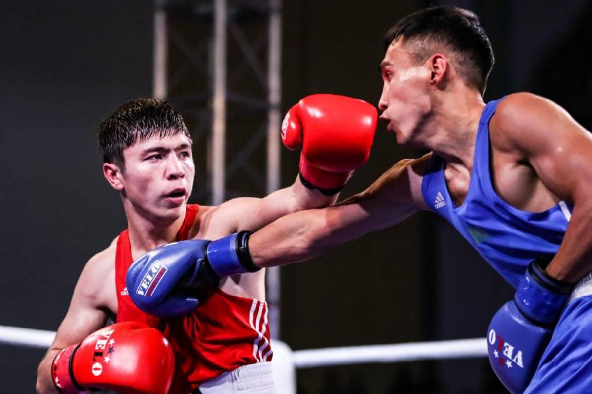 Боксеры РК завоевали восемь медалей в Баку