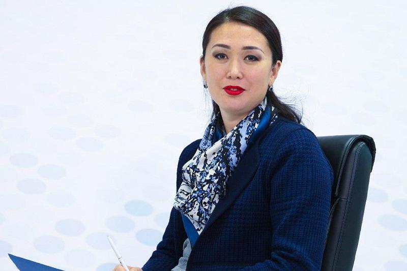 Досье: Омарбекова Жулдыз Кажикеновна, Жулдыз Омарбекова, Министерство информации РК, досье