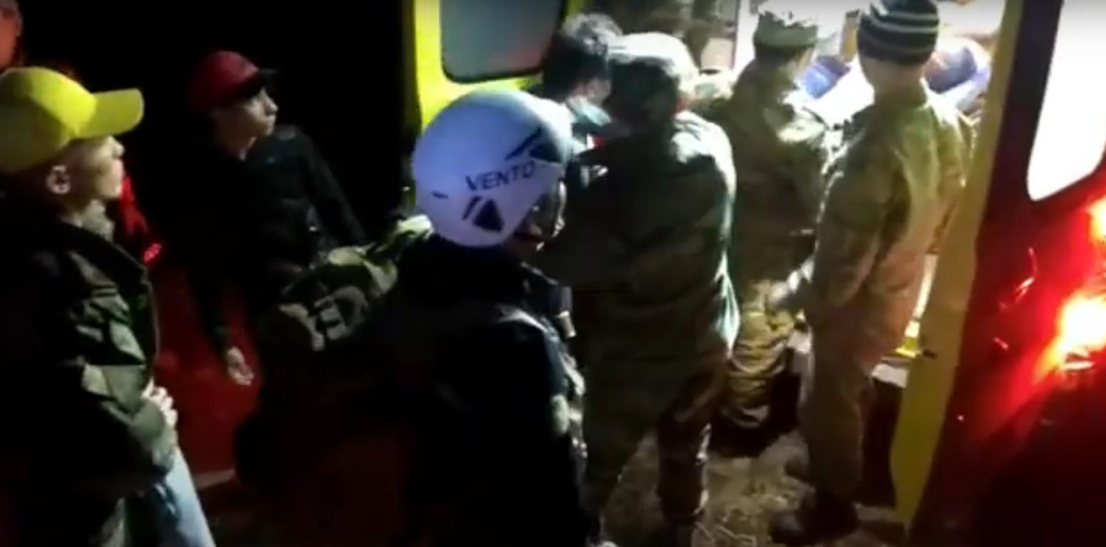 Спасатели Туркестанской области в горах спасли троих туристов
