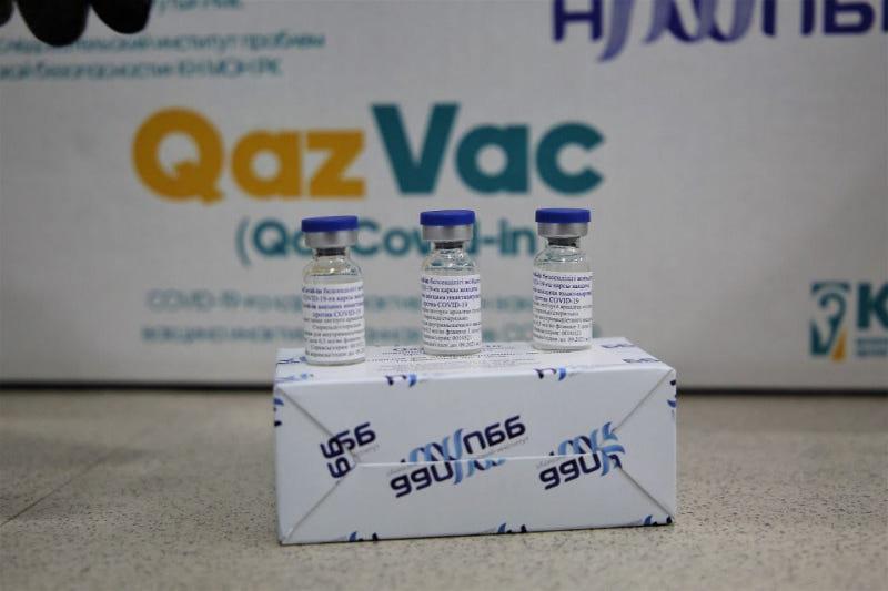 Каким странам Казахстан предложил свою вакцину от COVID-19