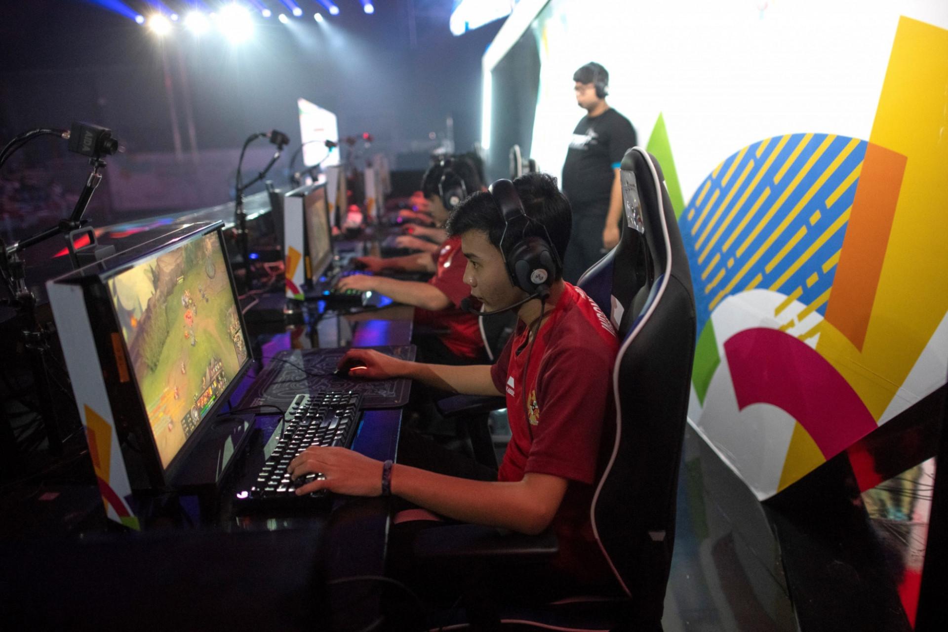 Киберспорт впервые включили в программу Азиатских игр в Ханчжоу