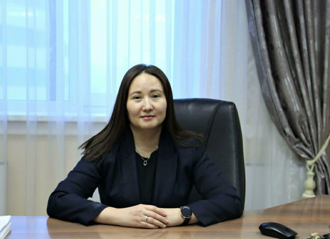 Жанат Самат назначена гендиром РГП «Информационно-аналитический центр охраны окружающей среды»