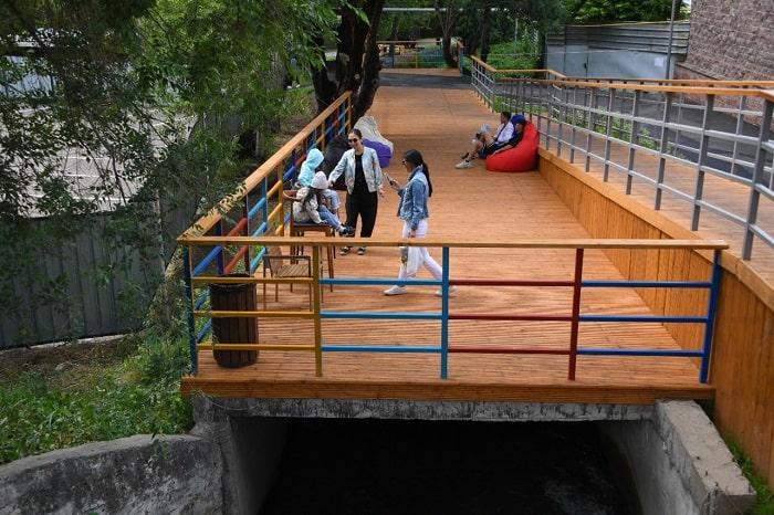 Алматыдағы жаңа  терренкурдың құрылысы қалай жүріп жатыр?