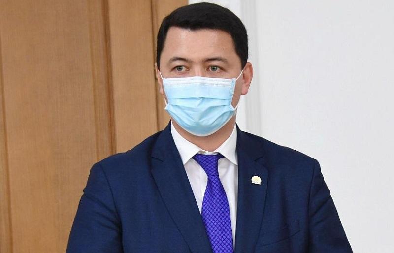 К. Надыров покинул пост руководителя управления общественного здоровья Алматы