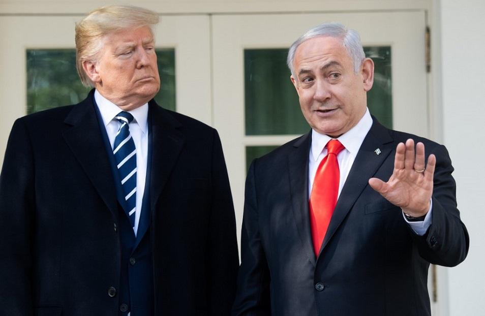 Трамптың «израильшіл» жоспары