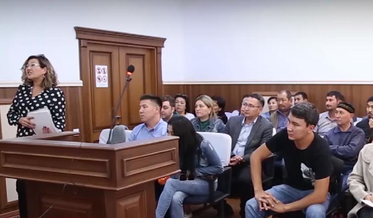 Алматыда облысында прокуратура 44 тұрғынмен соттасып жатыр