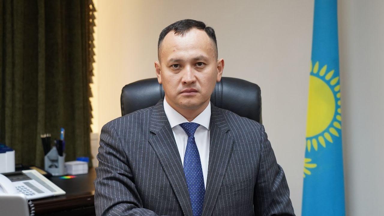 Оспанов Ильяс Есетұлы