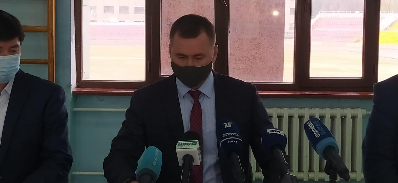 В Шымкенте уволили чиновника за двойное гражданство
