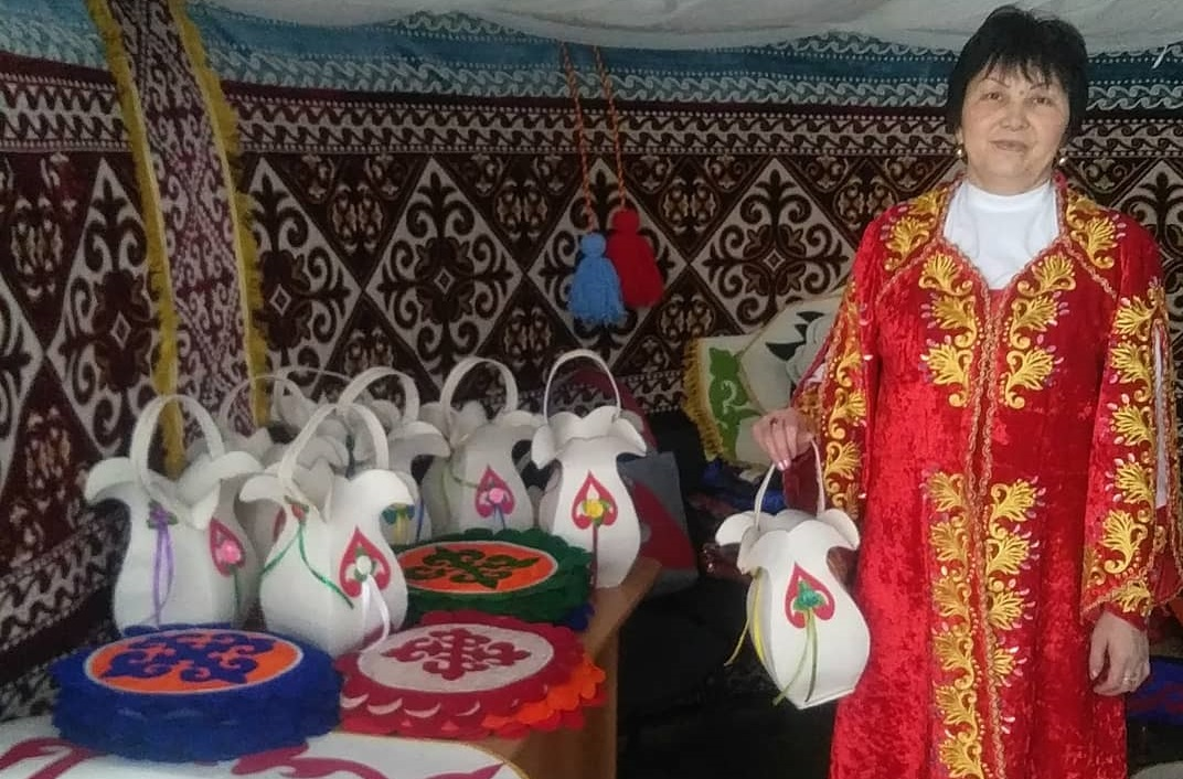 Костанайские ремесленники готовятся к выходу на международный рынок