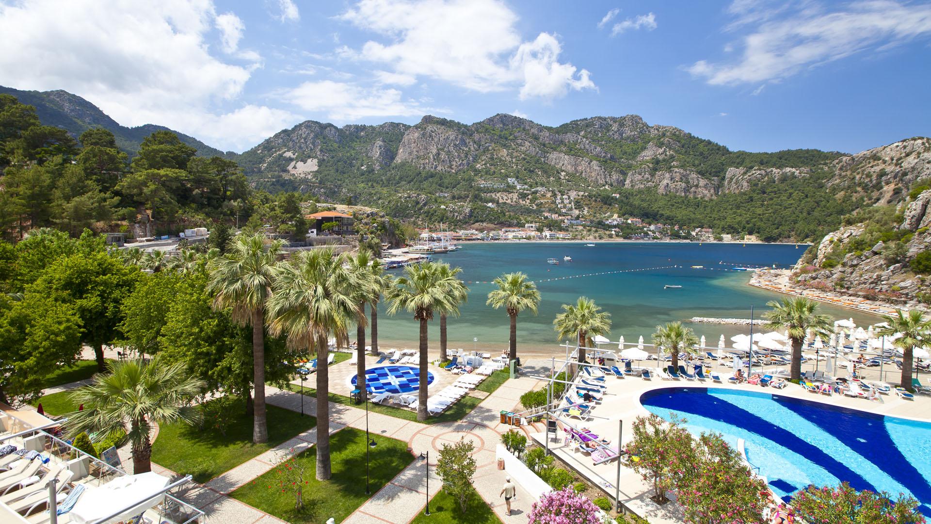 Турция готовится принять туристов вдвое больше, чем годом ранее