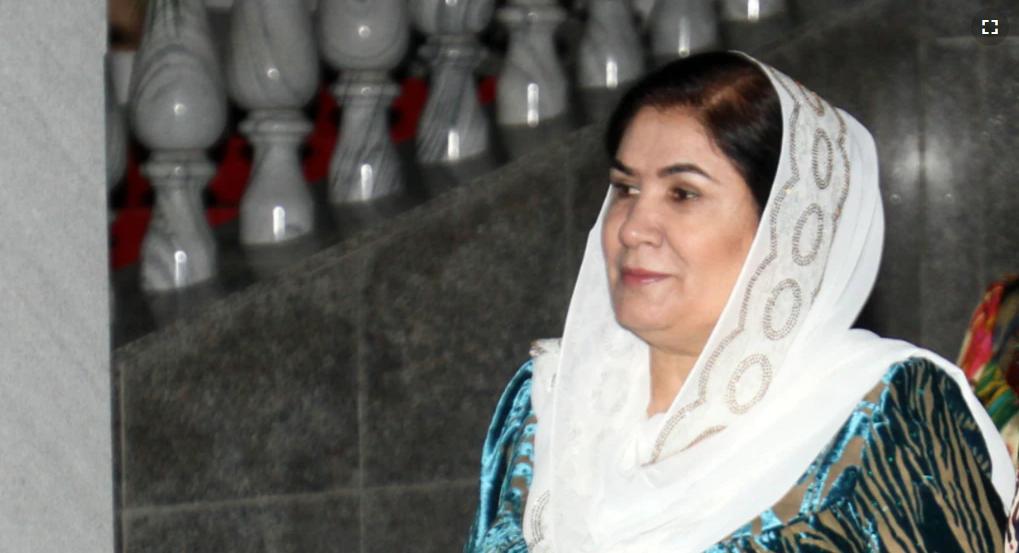 Свекровь президента Таджикистана Эмомали Рахмона скончалась от болезни с симптомами коронавируса