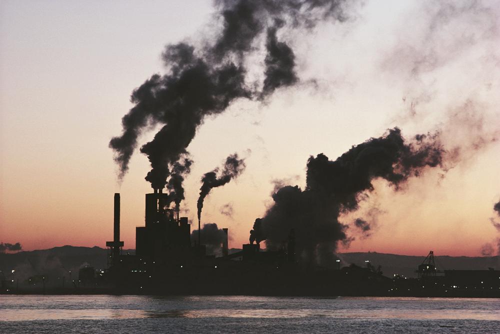 Как загрязнение атмосферного воздуха влияет на казахстанцев