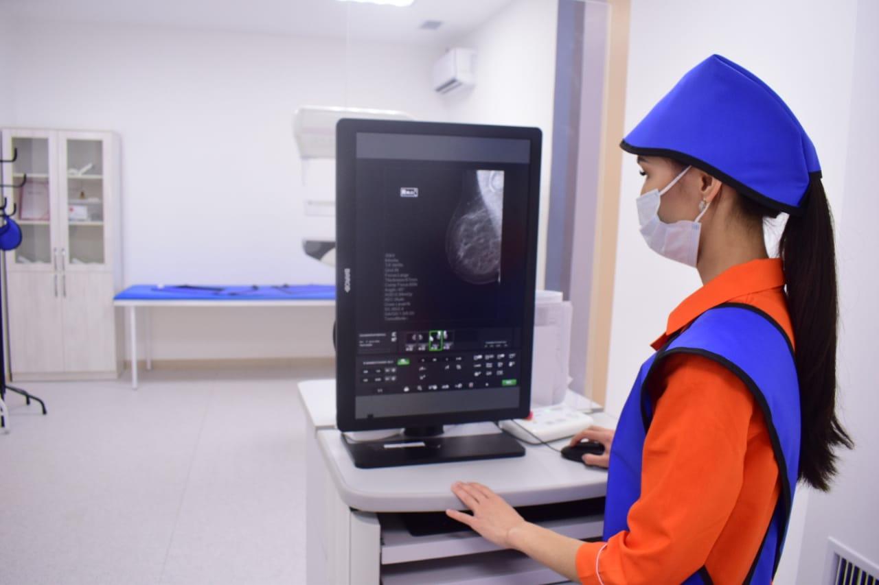 Атырауда маммология орталығы ашылды