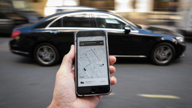 Uber проиграла судебный спор с британскими водителями